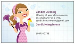 Candies Cleaning