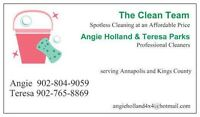 Let Us Do Your Cleaning