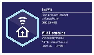 Home Automation - Home Security - Home Audio / AV - Surveillance