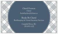 Bookkeeping, Income Tax, Financial Planning & Secretary Services