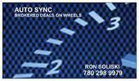 AUTO SYNC - BROKERED DEALS ON WHEELS