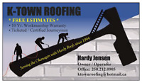 K-TOWN ROOFING