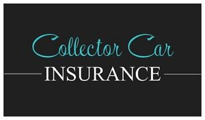 Collector Car Insurance - Great Rates!
