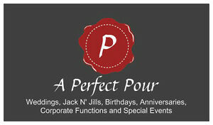 """A Perfect Pour""  Bartending Service Peterborough Peterborough Area image 1"