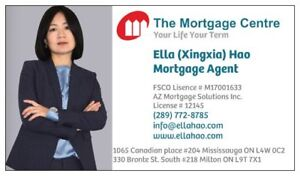 Mortgage Agent  P- 1.19% 2.26 5Y-Variable - The Mortgage Centre