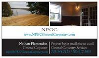 NPGC General Carpentry Services