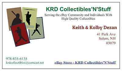 KRD Collectibles'n'stuff