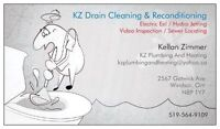 Sewer and Drain Cleaning and Reconditioning