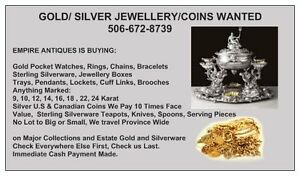 WANTED: CASH FOR SCRAP GOLD, SILVER, JEWELLERY ETC