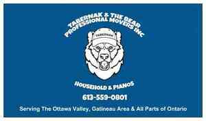 Ottawa valley professional house and piano movers