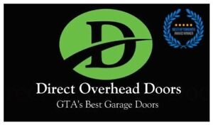 HIRING GARAGE DOOR INSTALLERS