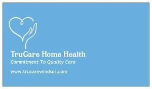 TruCare Home Health-Commitment to Quality Care Windsor Region Ontario image 4