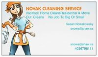 Novak Cleaning Service -Residential/ Vacation Homes