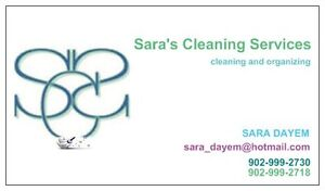 Sara's Cleaning&Affordable Junk Removal@9029992730