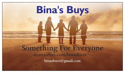 Bina's Buys