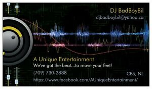 Professional DJ Services for all types of events
