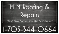 In Need of A New Steel Roof, Siding, Soffit, Fascia?