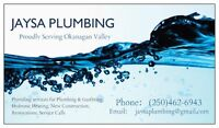 Jaysa Plumbing Taking On New Clients- Plumber / Gas Fitter