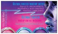 Makeup Artist Glenda Foster