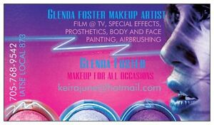 Makeup Artist Glenda Foster Peterborough Peterborough Area image 1