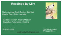 Native Readings By Lilly