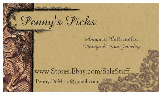 Penny s Picks