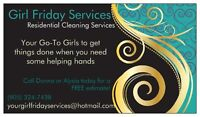 Residential Cleaning Serviices
