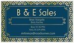 B&E Sales