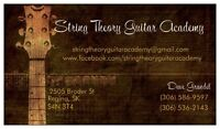 Guitar Lessons - String Theory Guitar Academy