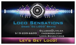 NEED A DJ FOR YOUR SPECIAL EVENT OR UPCOMING CHRISTMAS PARTY?? Cambridge Kitchener Area image 1