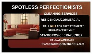 CLEANING SERVICES residential/commercial Windsor Region Ontario image 1