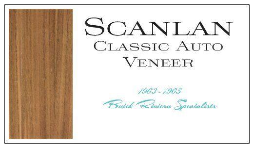 Scanlan Classic Auto Veneer