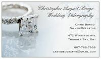 Affordable Wedding Videography in Thunder Bay