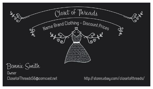 Closet of Threads