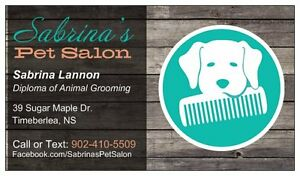 Sabrina's Pet Salon