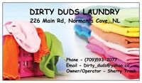 Dirty Duds Laundry Service