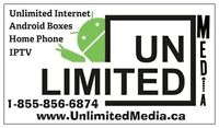 Unlimited Internet, TV & Home Phone Under $100 Monthly