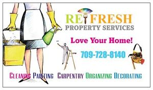 REFRESH Your Home!