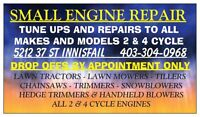 SMALL ENGINE PARTS AND REPAIR - INNISFAIL - CALL PARTS TO GO