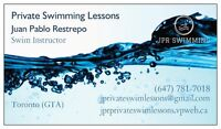 Private Swimming Lessons at your Home