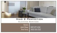 Maid 2 Perfection Cleaning Services