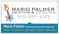 Heating,Cooling (HVAC) and Gas
