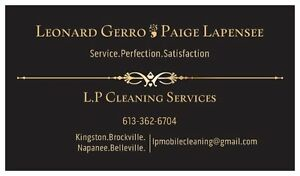 L.P cleaning services - residential and commercial cleaning Kingston Kingston Area image 1