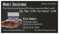 FIRST TIME HOME BUYERS, MORTGAGE RENEWAL