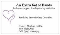 Port Elgin Cleaners - An Extra Set Of Hands