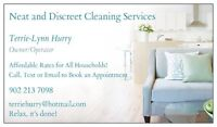 Neat and Discreet Cleaning Services