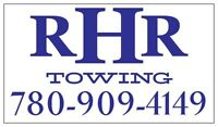 R.H.R TOWING FLAT RATE FEE