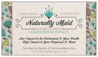 Naturally Maid Housekeeping Services