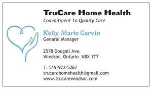 TruCare Home Health-Commitment to Quality Care Windsor Region Ontario image 3