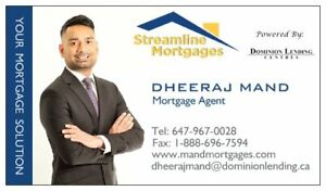 Mortgages - New Purchase, Refinancing, Private Lending